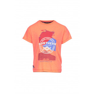 T-SHIRT OUTBACK FIERY